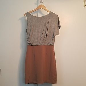 Nwt BCBG Generation Two Tone Pencil Dress $108 6
